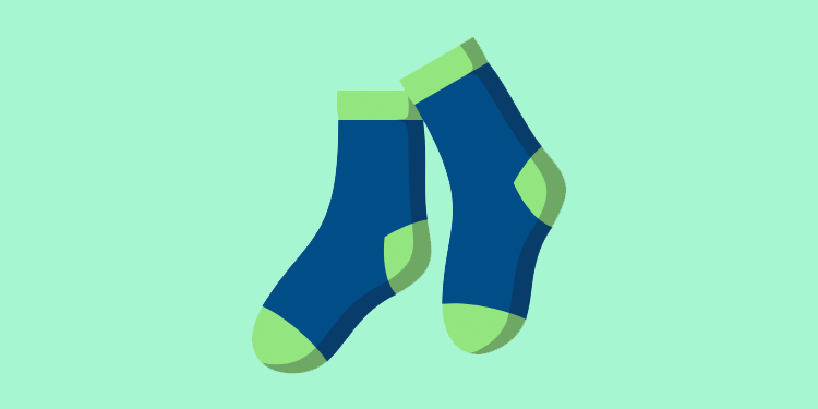 Socks emoji