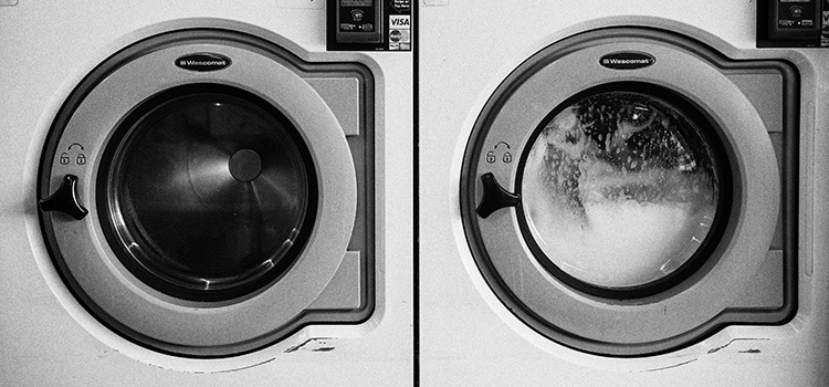 Two washing machines
